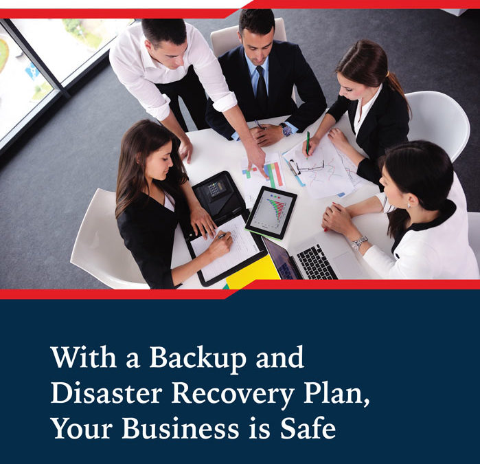 Data Backup and Disaster Recovery for Business
